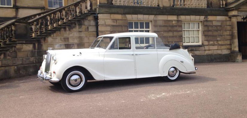 Wedding car hire west yorkshire | Austin Princess 1964 - 7 seater