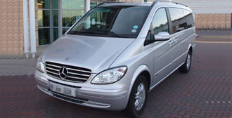 Executive Travel Yorkshire | Mercedes Viano
